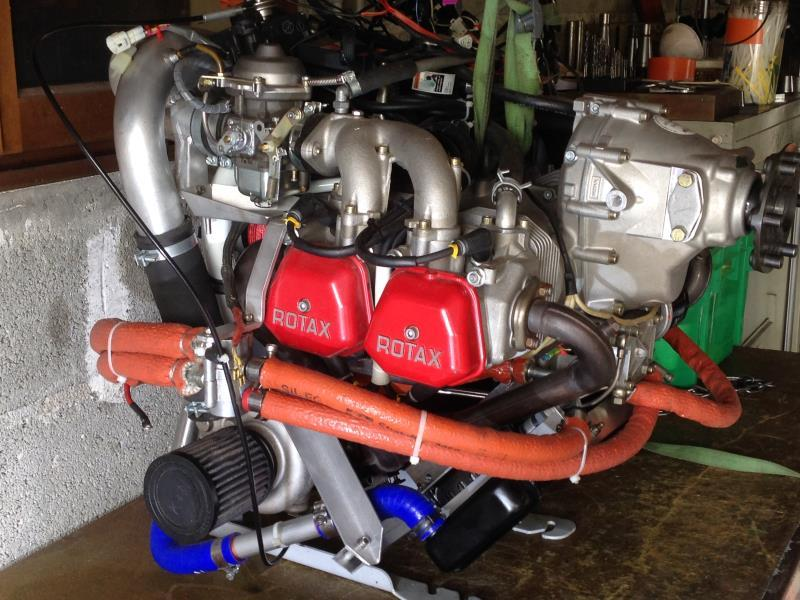 ulm occasion ROTAX  - Moteur Rotax 914 UL