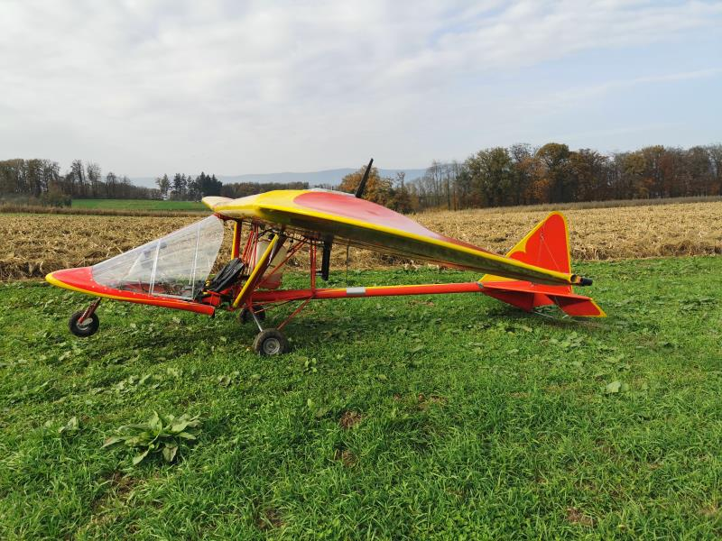 ulm occasion  -  - ULM ailes repliables Micro Aviation Pulsar II